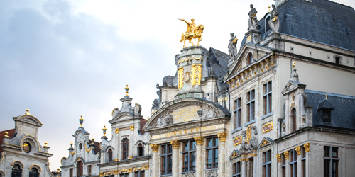 Brussels, major sights